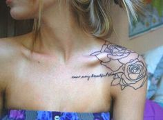 breast cancer tattoos for women   ... breast cancer but looks great in purple, red or any color ribbon you