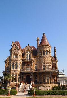 The Bishop's Palace :: Galveston, Texas