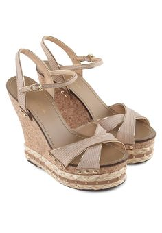 b998c8d46980 CHARLES   KEITH Ankle Strap Wedges 踝帶船跟鞋 Ankle Strap Wedges
