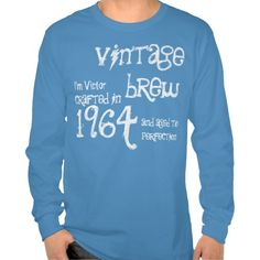 >>>Are you looking for          50th Birthday Gift 1964 Vintage Brew Blue G210N Shirts           50th Birthday Gift 1964 Vintage Brew Blue G210N Shirts We provide you all shopping site and all informations in our go to store link. You will see low prices onDiscount Deals          50th Birth...Cleck See More >>> http://www.zazzle.com/50th_birthday_gift_1964_vintage_brew_blue_g210n_tshirt-235047537759108117?rf=238627982471231924&zbar=1&tc=terrest