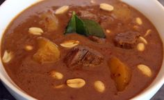 Thai Massaman Beef Curry - Skinnymixer's #thermomix