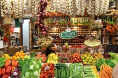 Day 13: San Lorenzo Fresh Food Market | 35 Days In Italia