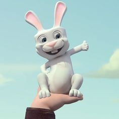 Clash of Clans Wizard Fireball Bunny Commercial