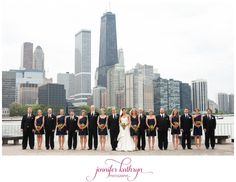 Beth and Rob, Chicago Wedding ©2013 Jennifer Kathryn Photography