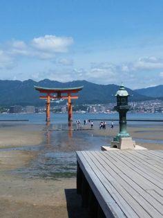 Itsukushima Shito Shrine, Miyajima, Hiroshima
