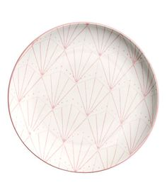 H&M Patterned Plate $5.95