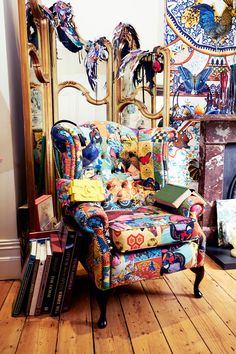 Doris Lee Design Studio | KRISTJANA S WILLIAMS #interiordesigner #interiors #interiordecoration #interiordecor #interiordesign #designerlife #casualstyle #londonlife #residentialdesign #eclecticdecor #eclectic