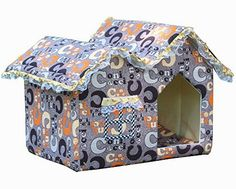 Comfortable Indoor Sleeping Pet House     Buy it now >>>>>   http://amzn.to/2akeDb3