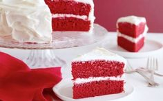 Red Velvet Cake Recipe by Food Network Kitchens