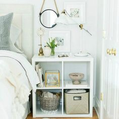 Storage cubes are no longer being used as just a bookcase, take a look at how you can catapult them into many other useful furniture ideas! Here are The 11 Best Ways to Use Storage Cubes we could find because we think they're fun as well as smart.