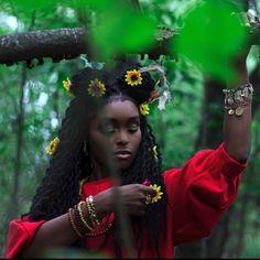 Discovered by GENESISLITT. Pretty Black Girls, Beautiful Black Women, Beautiful Ladies, Dark Skin Models, Melanin Queen, African American Hairstyles, Ebony Beauty, African Beauty, Brown Skin
