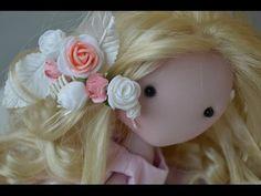 DIY- Como hacer una muñeca completamente articulada - Muñeca Bárbara primera parte C - YouTube