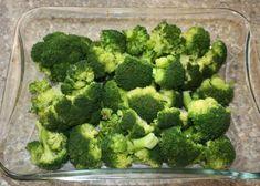 Zapekaná brokolica, Delená strava - recepty, recept | Naničmama.sk Broccoli, Ale, Vegetables, Food, Ale Beer, Essen, Vegetable Recipes, Meals, Yemek