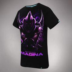Anti mage T shirt Dota 2 game Magina Apparels