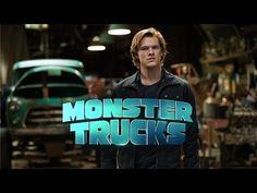 Trailer e cartazes do filme 'Monster Trucks' - Cinema BH