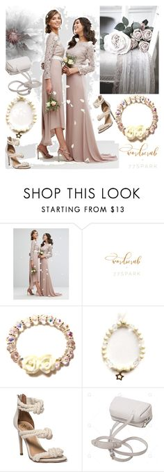 """77Spark"" by irinavsl ❤ liked on Polyvore featuring TFNC"