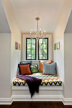 decorating ideas for a dormer