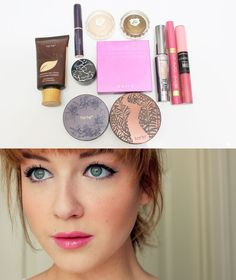 Friday Face | Learn how to use new makeup products every Friday to create soft and natural looks |  www.loveshelbey.com #beauty #makeup #makeuptutorial
