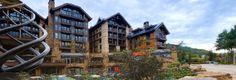 Inspirato's residences at the Solaris in Vail, Colorado