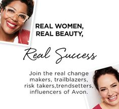 Join the real change makers, trailblazers, risk takers, trendsetters, and influencers of Avon. Makeup Masters, Breast Cancer Fundraiser, Health Options, Avon Sales, Avon Online, Avon Representative, Be Your Own Boss, Make New Friends, Anti Aging Skin Care