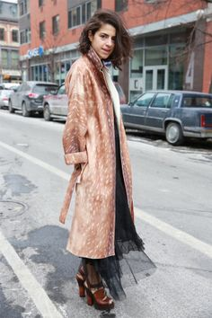 Messy In a Good Way | Man Repeller