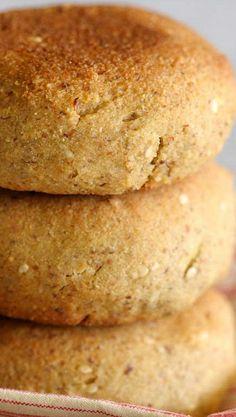 Life Changing Gluten Free Quinoa Avocado Bread Buns
