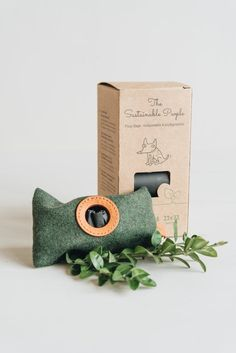 Biodegradable poop bags, 100% compostable, sustainable, ecological, hygienic, made by our friends Th Dog Accessories, Dog Friends, Compost, Biodegradable Products, Etsy, Sustainability, Your Pet, Gadgets, Place Card Holders
