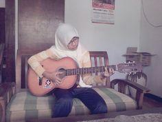 So jago aja gue main gitar :D