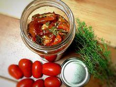 Confit de tomatinhos :: Pimenta na cozinha
