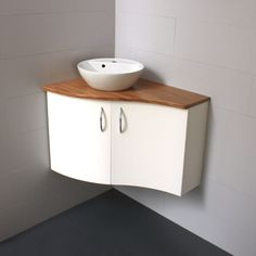 meuble-angle-forme-de-vague | sdb | House design, Ikea et ...