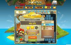 Inkazee deluxe: Monde 2 Niveau 3  score: 966 675 meilleur score: 1 853 136.    Inkazee deluxe  le jeu de match 3 sur facebook https://apps.facebook.com/inkazeedeluxe