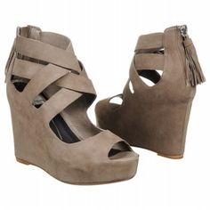 dolce vita Jade Shoes (Grey Nubuck) - Women's Shoes - 9.0 M