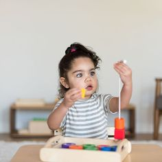 Before Preschool, there's Monti Kids. A Montessori program with beautiful toys designed just for babies to 3 year olds, delivered straight to your door! What Is Montessori, Montessori Toddler, Montessori Activities, Toddler Toys, Baby Toys, Children's Toys, Baby Lernen, Developmental Toys, Programming For Kids