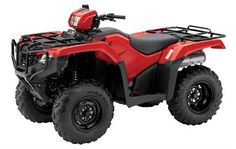 New 2016 Honda FourTrax Foreman 4x4 ES ATVs For Sale in Ohio. 2016 Honda FourTrax Foreman 4x4 ES, You probably have a go-to person in your life— someone that you can count on in a pinch, the one you can count on when you need something done, done right, done now, and done without excuses. On the jobsite or the shop floor, it's probably the shop foreman. And in the world of all-terrain vehicles that's the Honda Foreman.