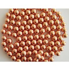 7mm 8mm 9mm 10mm  50PCS/bag Copper Plated Steel Beads, Mirror Face, for Slingshot Hunting, Ammunition Ammo Ball Outdoor