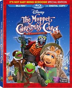 The Muppet Christmas Carol: 20th Anniversary Blu-ray Review & Printable Activities