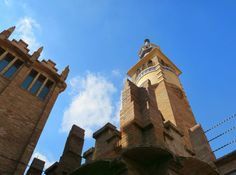 Things to do in Barcelona – Visit the Caixa Forum http://mikestravelguide.com/things-to-do-in-barcelona-visit-the-caixa-forum/ #Barcelona #Architecture #Spain #travel #art Visit Barcelona CaixaForum