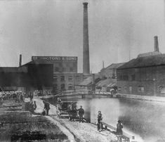 Bermondsey Old Tannery, Bermondsey South East London England Uk History, London History, Old London, East London, Bermondsey London, Victorian London, London Street, Historical Pictures, Vintage Photographs