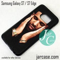 Drake The Rapper Phone Case for Samsung Galaxy S7 & S7 Edge