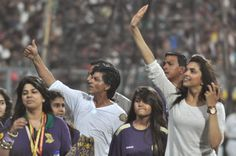 Celebs - GupShup: SRK, Deepika To Rock At IPL 8 Opening Ceremony Ton...