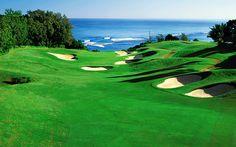 Hole #6 - Prince Course at Princeville Golf Club Visit: www.princeville.com