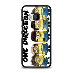 Despicable Me in One Direction HTC One M9 Case   yukitacase.com