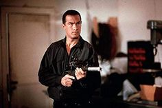 Steven Seagal in Marked for Death (1990)
