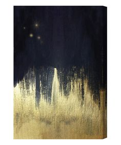 Look at this Starry Night Wall Art on #zulily today!