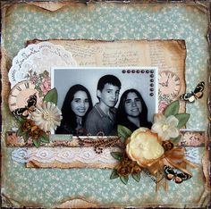 "ScrapThat! September Kit ""timeless"" by Amarilys Doria"
