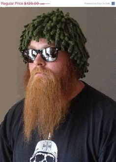 African Nudu Hat Billy Gibbons Hat Zz Top Hat Spiked