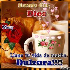Bellos Gif Religiosos para Ti: Buenos días amig@s...
