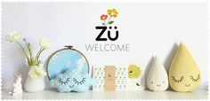 ZÜ is a shop where you can buy very pretty things for your home, so you can miss it!