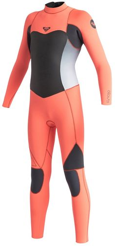 Shop at Wetsuit Wearhouse for the 4/3mm Kid's & Junior's Roxy SYNCRO Fullsuit. Free ground shipping & best price guarantee.