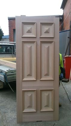 Bolection Moulding Door